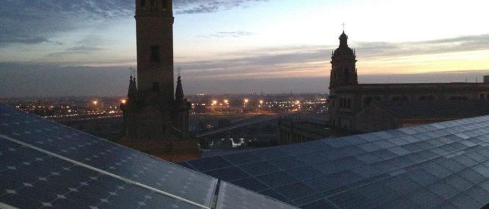 Paneles solares san juan